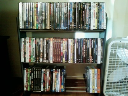 Nick's DVDs